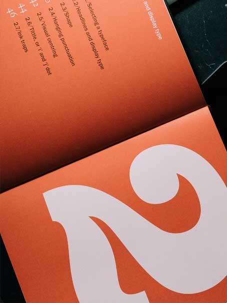 handbook for logotypes in graphic design