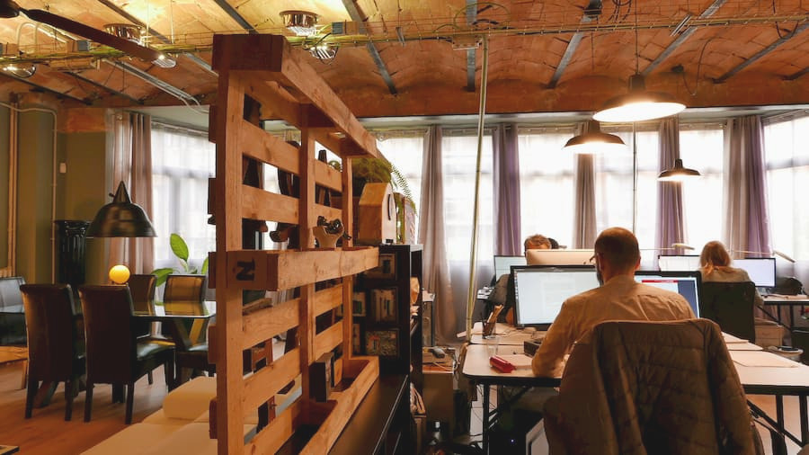 cocreation and coworking in barcelona
