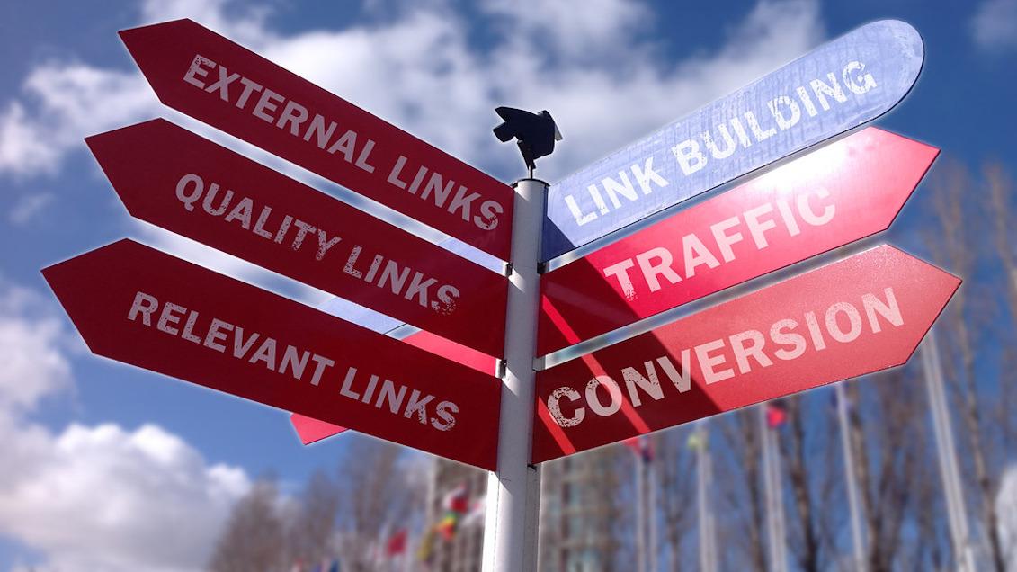 Enlaces relevantes para webs